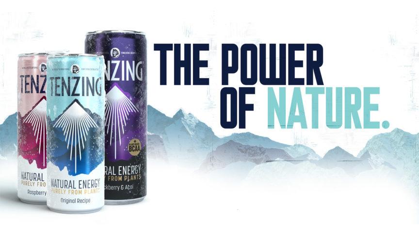 Tenzing Energy Drink