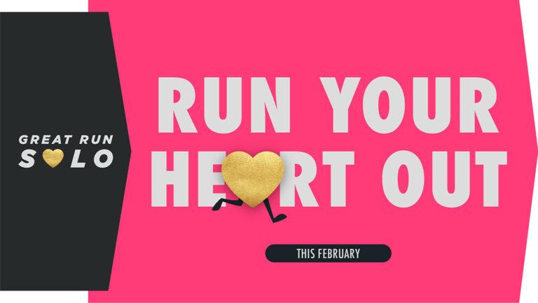 Great Run Solo February Accumulator Challenge