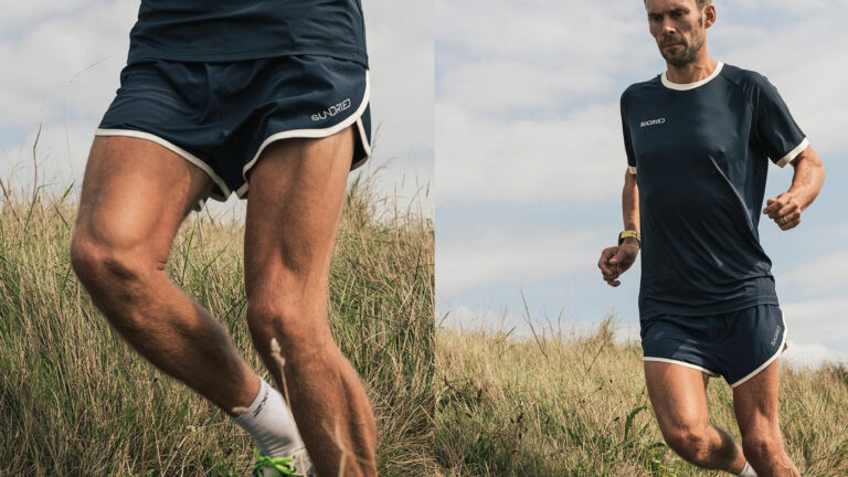 Quick look: Sundried Legacy running kit