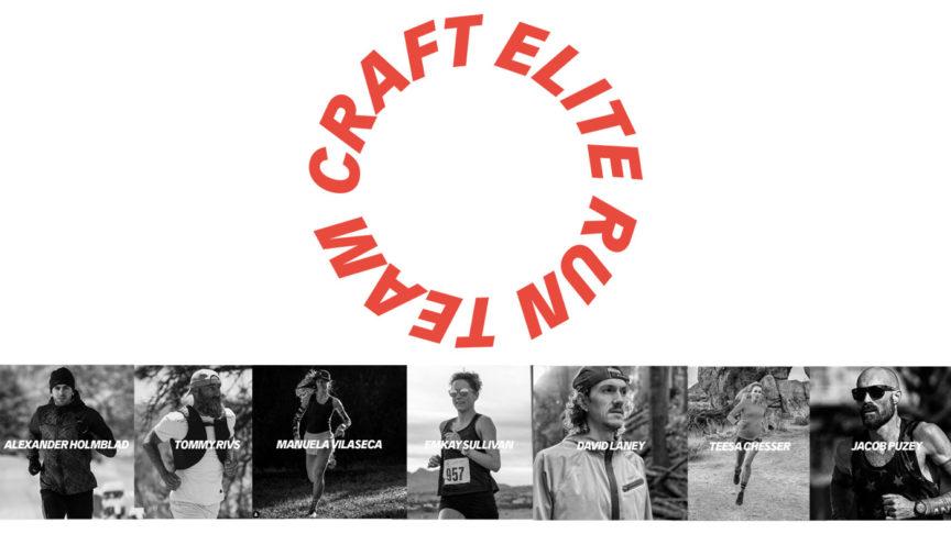 Craft Elite Run Team