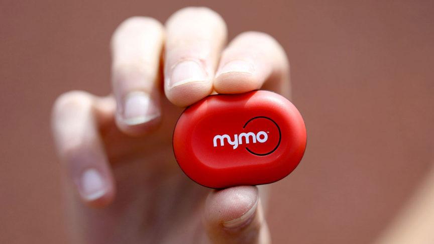mymo running gait analysis