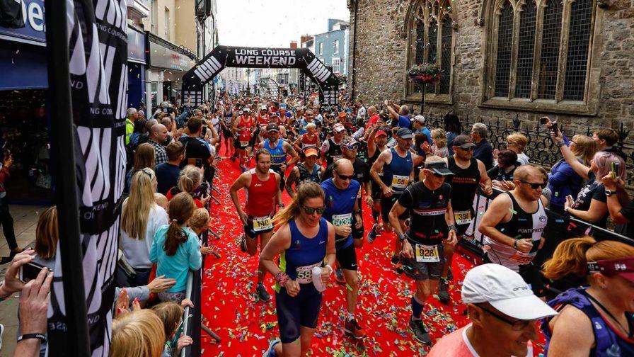 The Wales Marathon