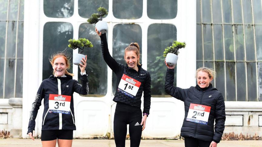 British Athletics Women's marathon