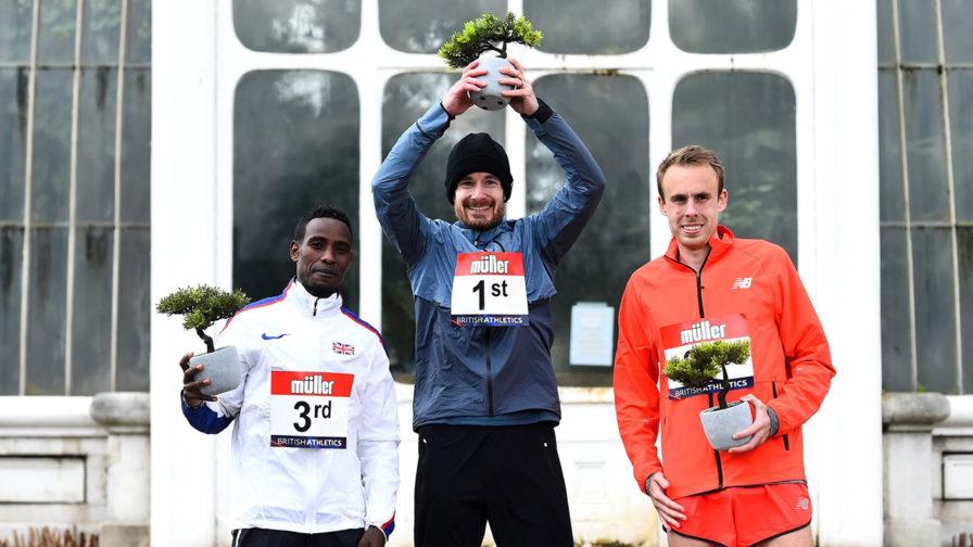 British Athletics Mens marathon
