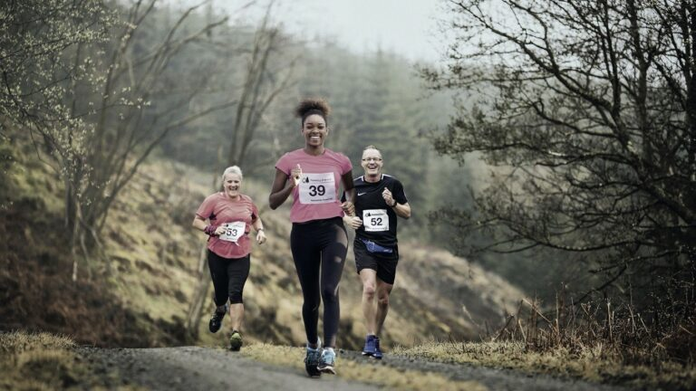 Become a Forest Runner