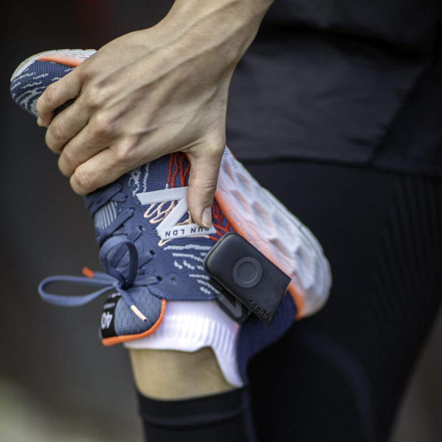 pronation and foot strike