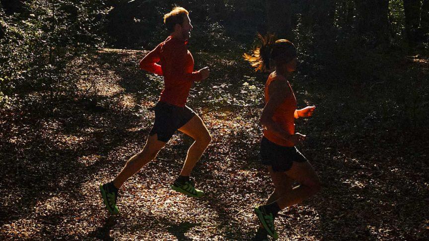 COROS and RUNNING REBORN