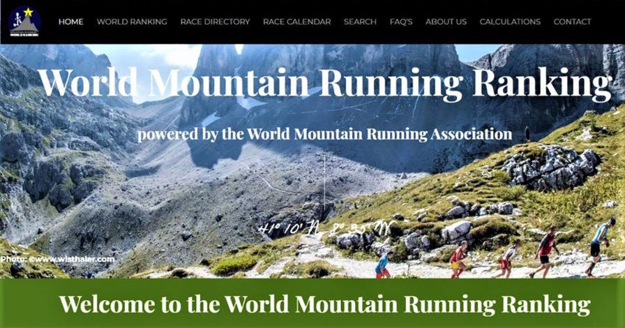 The World Mountain Running Association