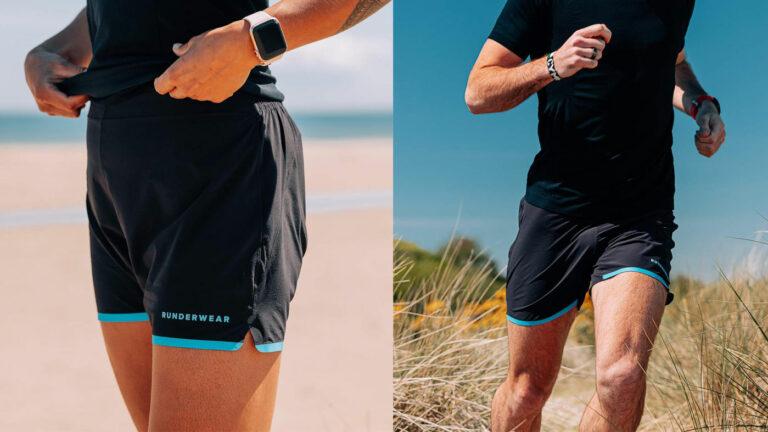 Runderwear Ultra-Light, Chafe Free Shorts