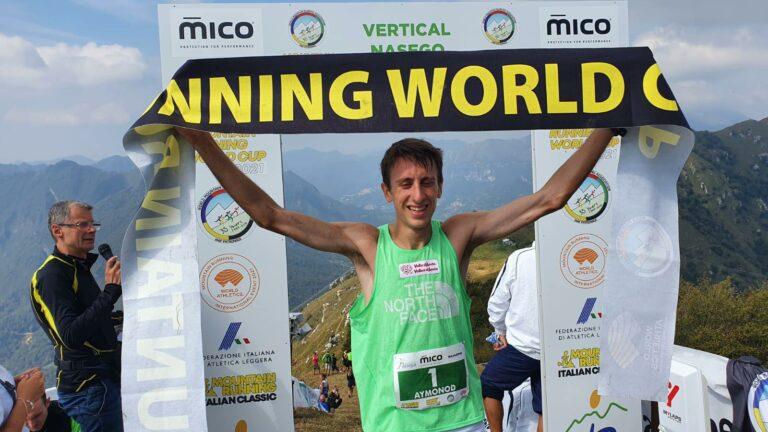 Victories for Vertical Nasego experts Aymonod and Mayr
