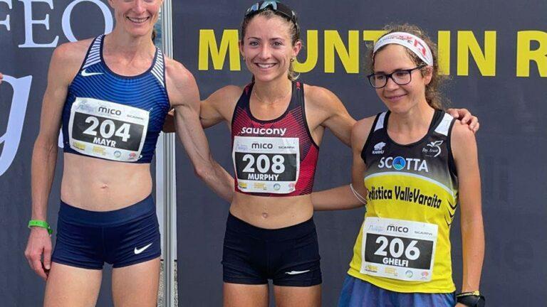 "Murphy sets new course record in ""fun"" Trofeo Nasego win"
