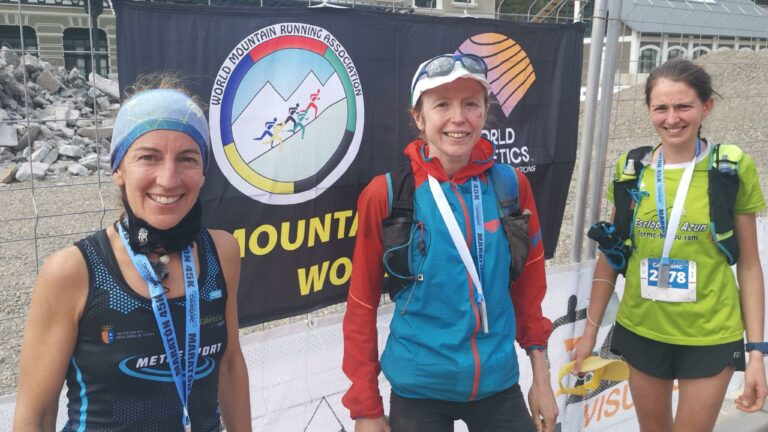 Morgan claims dominant Canfranc-Canfranc Marathon victory