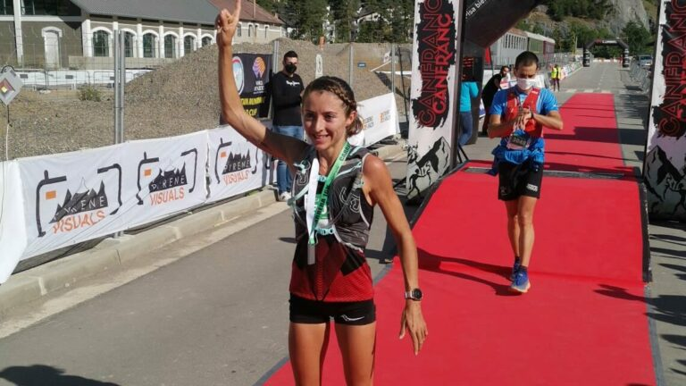 Murphy obliterates field in Canfranc WMRA World Cup Skyrace